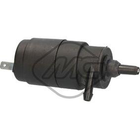 Metalcaucho  02055 Waschwasserpumpe, Scheibenreinigung Spannung: 12V, Anschlussanzahl: 2