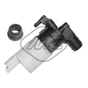 Bomba de agua de lavado, lavado de parabrisas 02072 308 I Hatchback (4A_, 4C_) 1.6 16V ac 2008