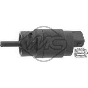 Metalcaucho  02073 Waschwasserpumpe, Scheibenreinigung Spannung: 12V, Anschlussanzahl: 2