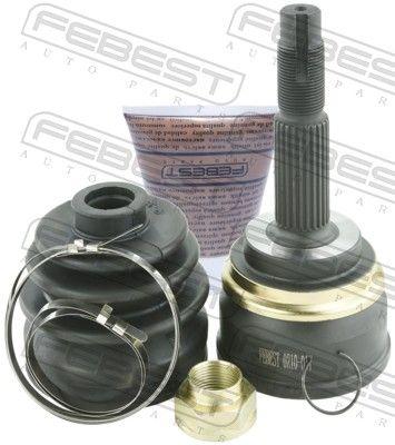 Gelenk, Antriebswelle 0210-017 FEBEST 0210-017 in Original Qualität
