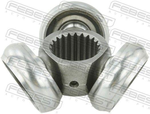 Трипод, полуоска 0216-F15 FEBEST 0216-F15 в оригиналното качество