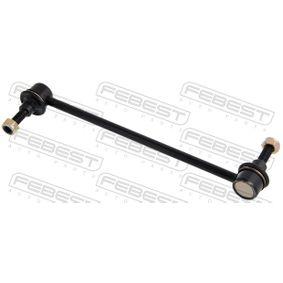 Rod / Strut, stabiliser Length: 254mm with OEM Number 8200605381