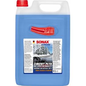 SONAX антифриз, стъкломиещо устройство 02324050
