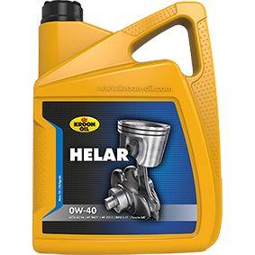 KROON OIL HELAR 02343 Motoröl