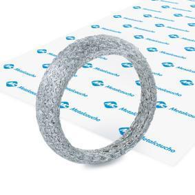 Dichtring, Abgasrohr Innendurchmesser: 52mm, Ø: 67mm mit OEM-Nummer 8200035310