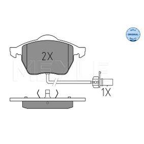 Bremsbelagsatz, Scheibenbremse Breite: 156,4mm, Höhe: 74mm, Dicke/Stärke: 19,7mm mit OEM-Nummer 1143349