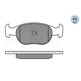 Bremsbelagsatz, Scheibenbremse Breite: 151,3mm, Höhe: 52mm, Dicke/Stärke: 17,9mm mit OEM-Nummer 9947600