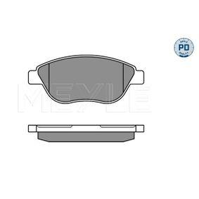 Bremsbelagsatz, Scheibenbremse Breite: 136,8mm, Höhe: 57,2mm, Dicke/Stärke: 18,2mm mit OEM-Nummer 7736271-2