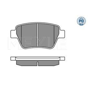Bremsbelagsatz, Scheibenbremse Breite: 109,2mm, Höhe: 53,3mm, Dicke/Stärke: 17,7mm mit OEM-Nummer 5K0 698 451 C