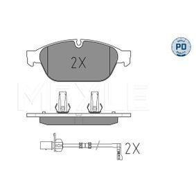Brake Pad Set, disc brake Article № 025 261 5820/PD £ 140,00