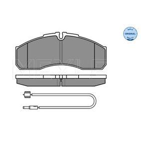 Bremsbelagsatz, Scheibenbremse Breite: 164,8mm, Höhe: 67,9mm, Dicke/Stärke: 20,2mm mit OEM-Nummer 50018-44748