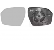 Rear view mirror glass LAND ROVER Range Rover Evoque (L538) 2018 year 8583904 VAN WEZEL Left