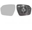 VAN WEZEL 0251837 Wing mirror glass