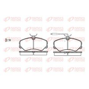 Bremsbelagsatz, Scheibenbremse Höhe: 71,6mm, Dicke/Stärke: 19,5mm mit OEM-Nummer 4251-05