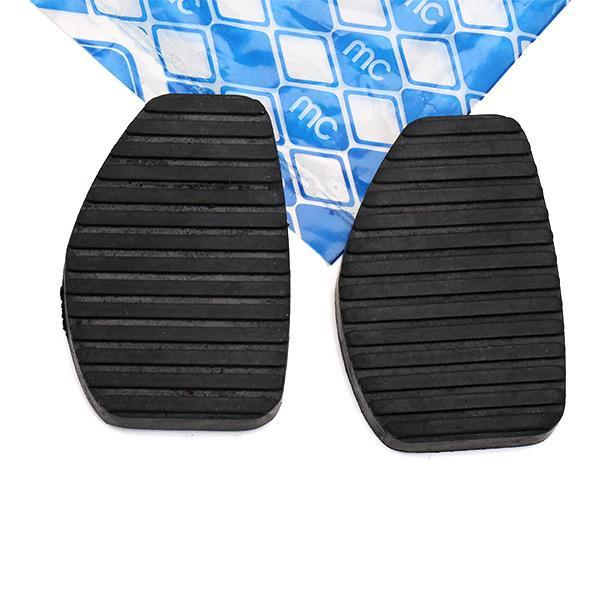 Brake Pedal Pad 02770 Metalcaucho 02770 original quality