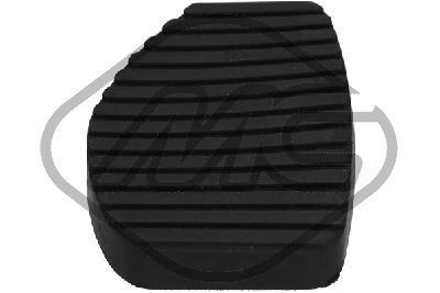 Brake Pedal Pad Metalcaucho 02770 2246648586173