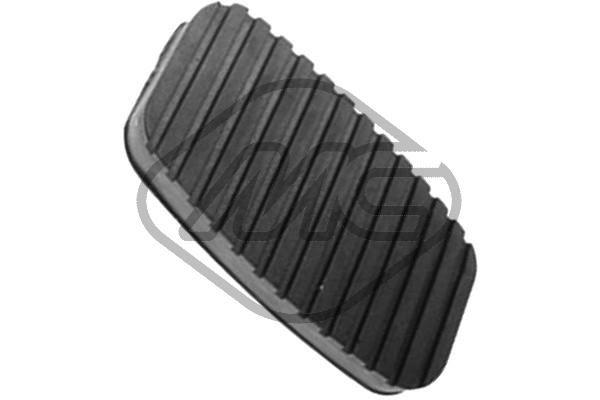Guarnición pedal, acelerador Metalcaucho 02772 2246648586178