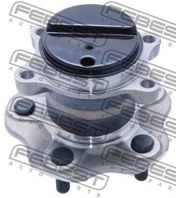 Wheel Hub 0282-F15R FEBEST 0282-F15R original quality