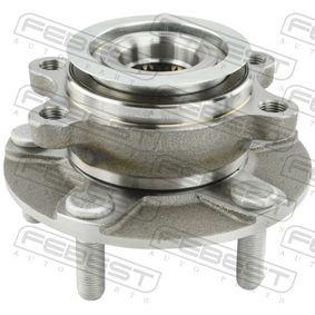 Wheel Bearing Kit 0282-J10F JUKE (F15) 1.5 dCi MY 2013