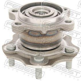 Wheel Hub 0282-J10RWD JUKE (F15) 1.6 DIG-T 4x4 MY 2011