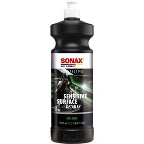 SONAX Detergente para plásticos 02863000