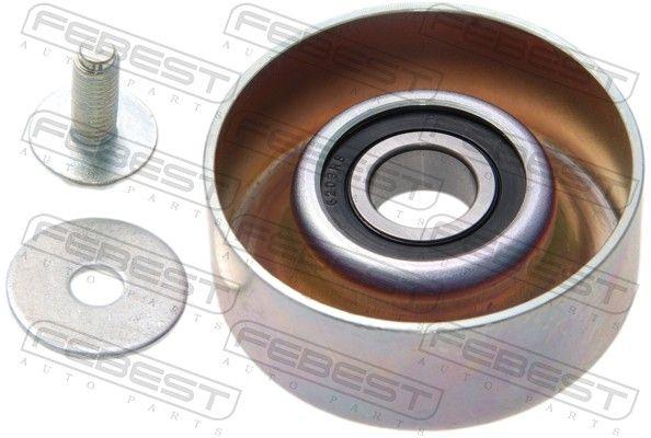 Spannrolle, Keilrippenriemen 0287-T31 FEBEST 0287-T31 in Original Qualität