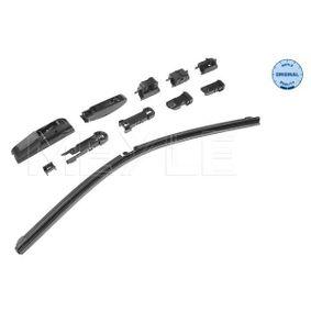 Ford Fiesta Mk6 1.25 AGR Ventil MEYLE 029 400 1600 (1.25 Benzin 2015 STJB)