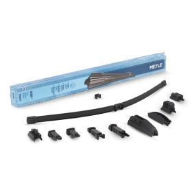MEYLE Wiper Blade Passenger Side, Front, 530mm, Flat wiper blade