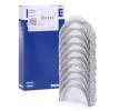 OEM MAHLE ORIGINAL 029 HS 10038 000 VW SHARAN Kurbelwellenlager