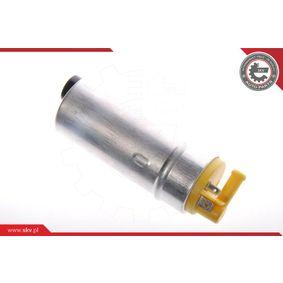 Fuel Pump Ø: 43mm, Ø: 43mm with OEM Number 16141183389