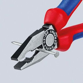 KNIPEX Szczypce uniwersalne płaskie, kombinerki 03 05 180