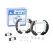 Bremssystem Fabia I Combi (6Y5): ATE Original ATE TopKit 03.0520-8219.3