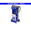 Vul- / ontluchtingsapparaat, remhydraulica 03.9302-3005.4 OEM nummer 03930230054