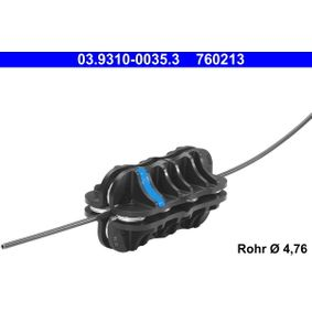 ATE инструмент за извиване на тръби 03.9310-0035.3