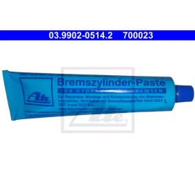 Montagepaste ATE 03.9902-0514.2 für Auto (Tube, Gewicht: 180g)
