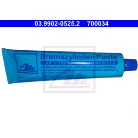 ATE Pasta, hidraulica frana / ambreiaj 03.9902-0525.2