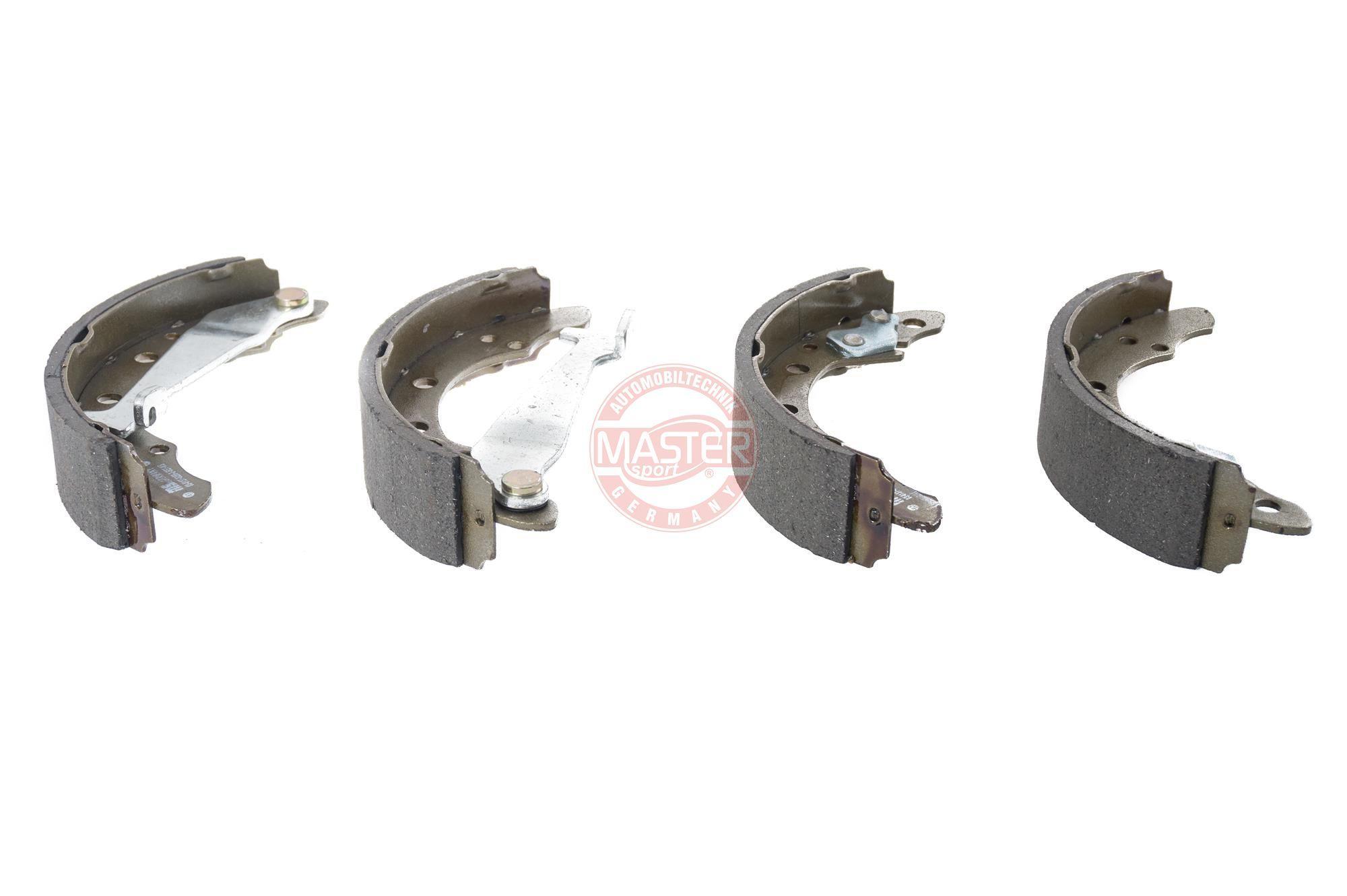 Bremsbacken 03013702682-SET-MS MASTER-SPORT 243702680 in Original Qualität