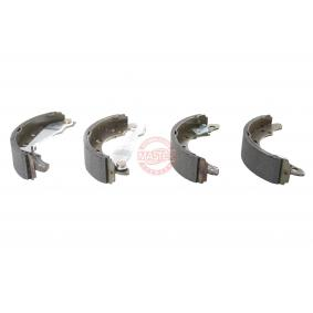 Bremsbackensatz Breite: 40mm mit OEM-Nummer 3502145106