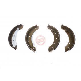 Bremsbackensatz Breite: 38mm mit OEM-Nummer 7701-206-962