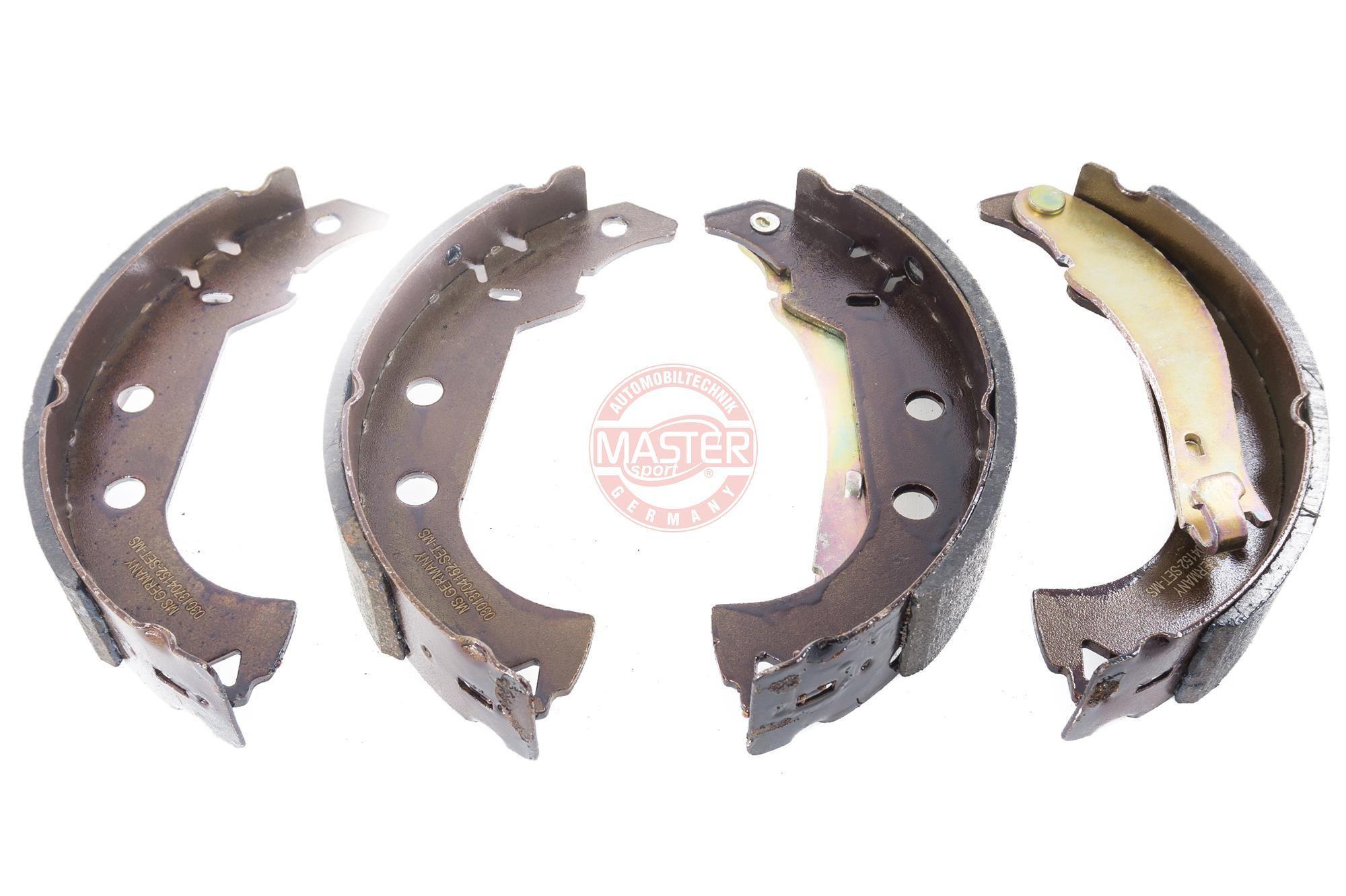 Bremsbacken 03013704152-SET-MS MASTER-SPORT 243704150 in Original Qualität