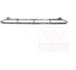 VAN WEZEL Ventilation grille bumper ASTON MARTIN Front