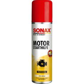 Startflüssigkeiten SONAX 03121000 für Auto (Inhalt: 250ml)