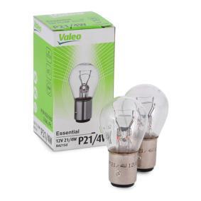 Крушка с нагреваема жичка, стоп светлини / габарити ESSENTIAL 032105