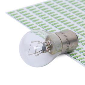 Bulb, indicator P21/5W, BAY15d, 12V, 21/5W, ESSENTIAL 032107