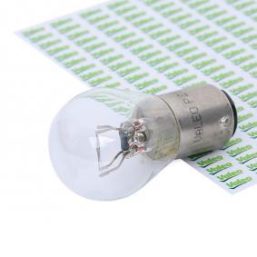 Bulb, indicator P21/5W, BAY15d, 12V, 21/5W, ESSENTIAL 032207