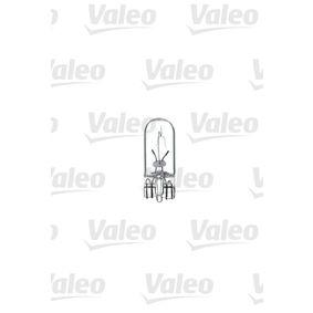 Bulb, indicator W3W, W2.1x9.5d, 12V, 3W, ESSENTIAL 032209