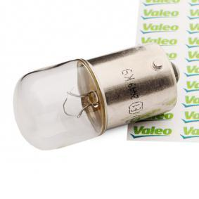 Bulb, indicator R5W, BA15s, 12V, 5W, ESSENTIAL 032219