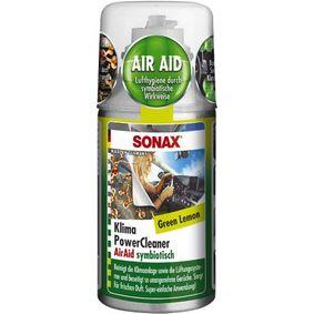 SONAX препарат за почистване / дезифенктант за климатизатора 03234000