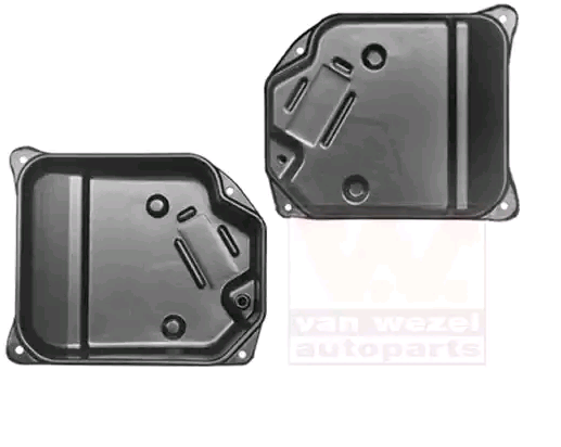 Oil Pan, automatic transmission 0331070 VAN WEZEL 0331070 original quality