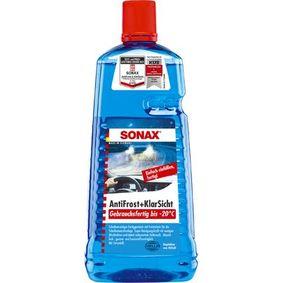 SONAX Frostskyddsmedel, vindrutespolning, etc. 03325410
